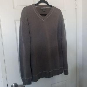 XL Banana Republic Mens Sweater V-Neck Heavy